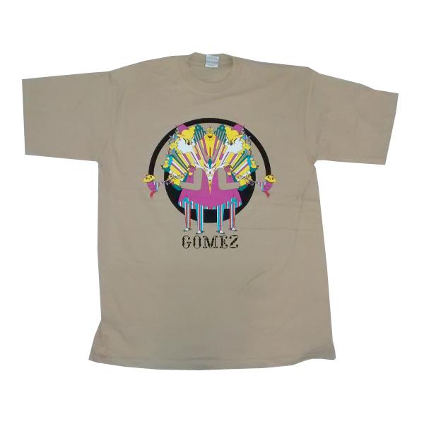 Buy Online Gomez - Tour '04 Beige T-Shirt