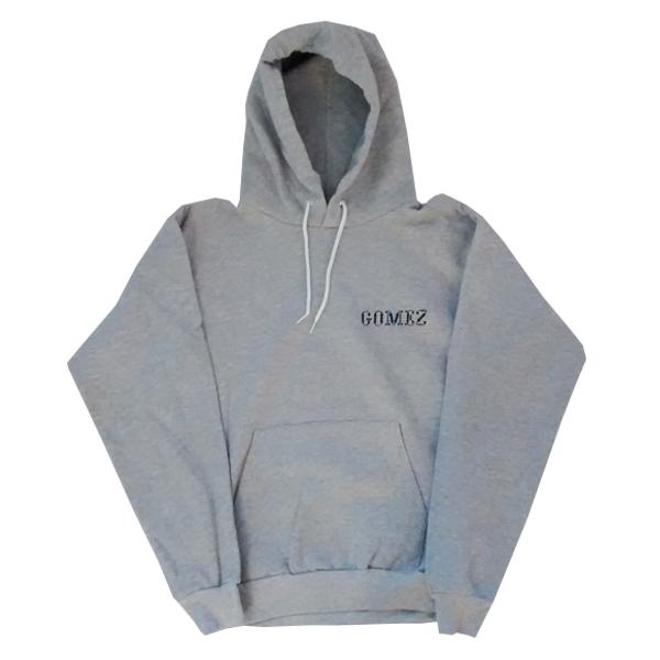 Buy Online Gomez - Tour '04 Grey Hoody