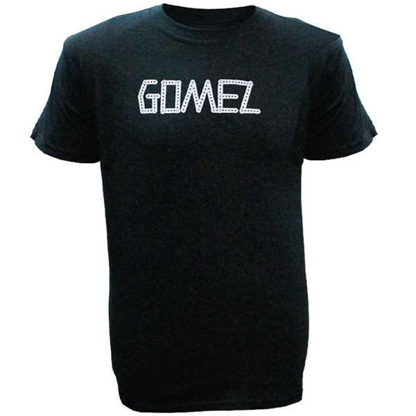Buy Online Gomez - Mechano Black T-Shirt