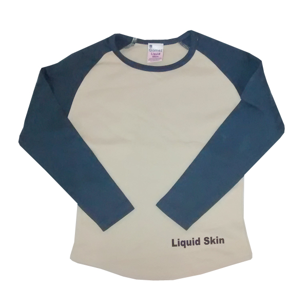 Buy Online Gomez - Ladies Liquid Skin Tan Long Sleeve T-Shirt