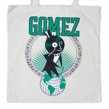 Buy Online Gomez - Logo Tote Bag
