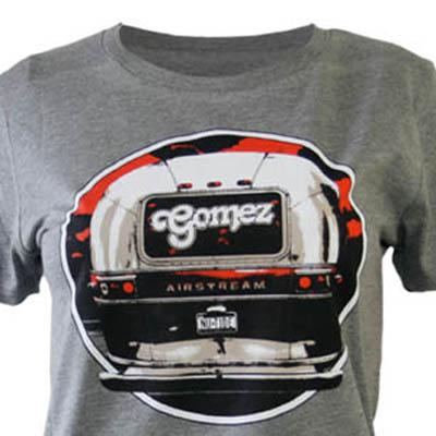 Buy Online Gomez - Ladies Airstream Grey T-Shirt