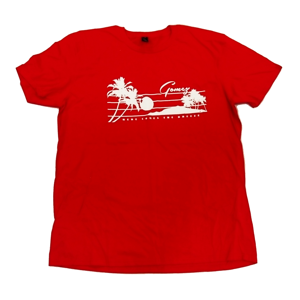 Buy Online Gomez - Here Comes The Breeze T-Shirt