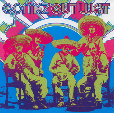 Buy Online Gomez - Out West 2CD Album