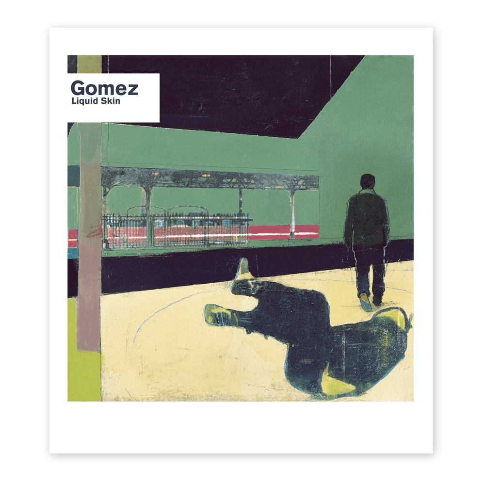 Buy Online Gomez - Liquid Skin Limited Edition Litho Print