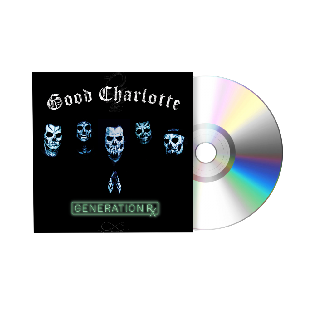 Buy Online Good Charlotte - Generation Rx