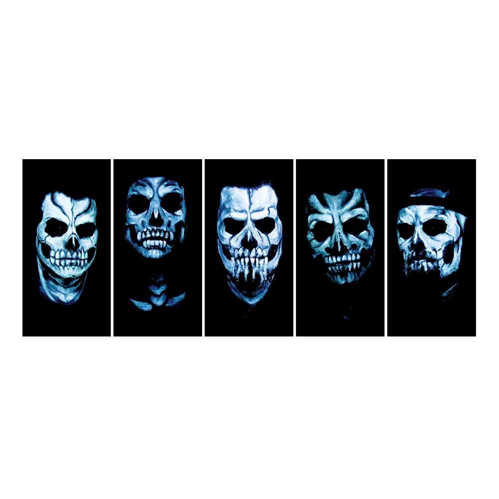Buy Online Good Charlotte - Good Charlotte Skull Sticker Set