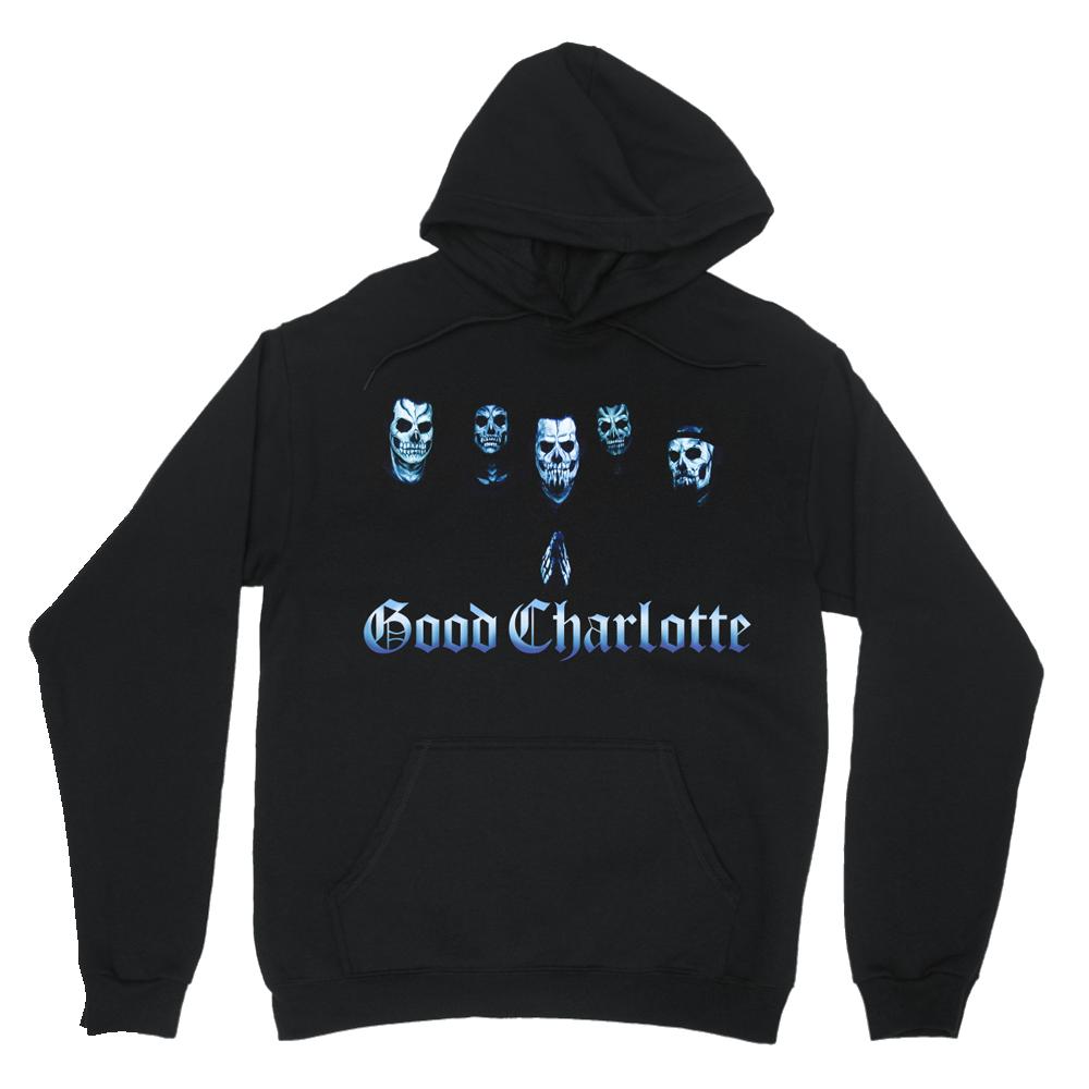 Buy Online Good Charlotte - GC Glow Hoodie