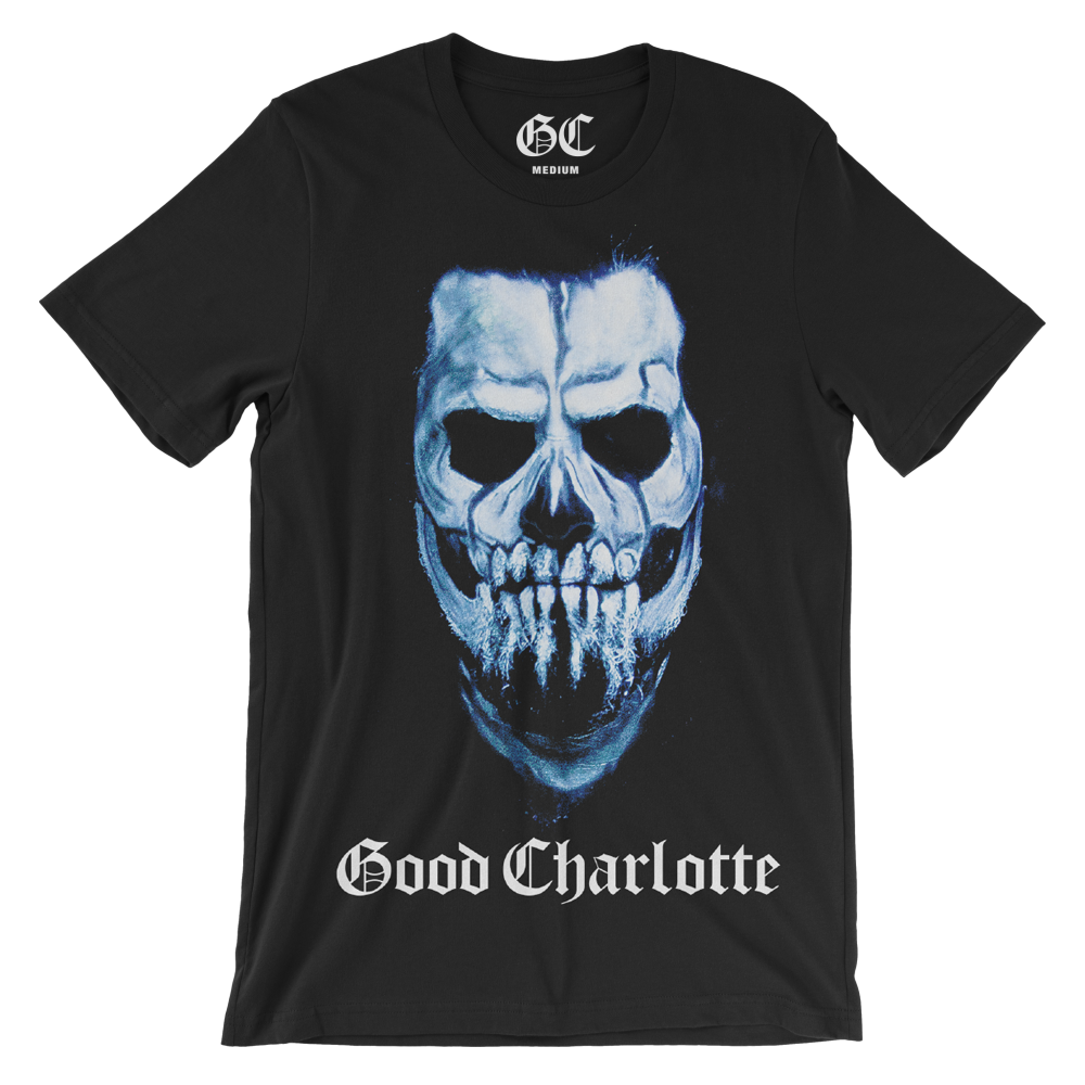 Buy Online Good Charlotte - Glow Skull T-Shirt