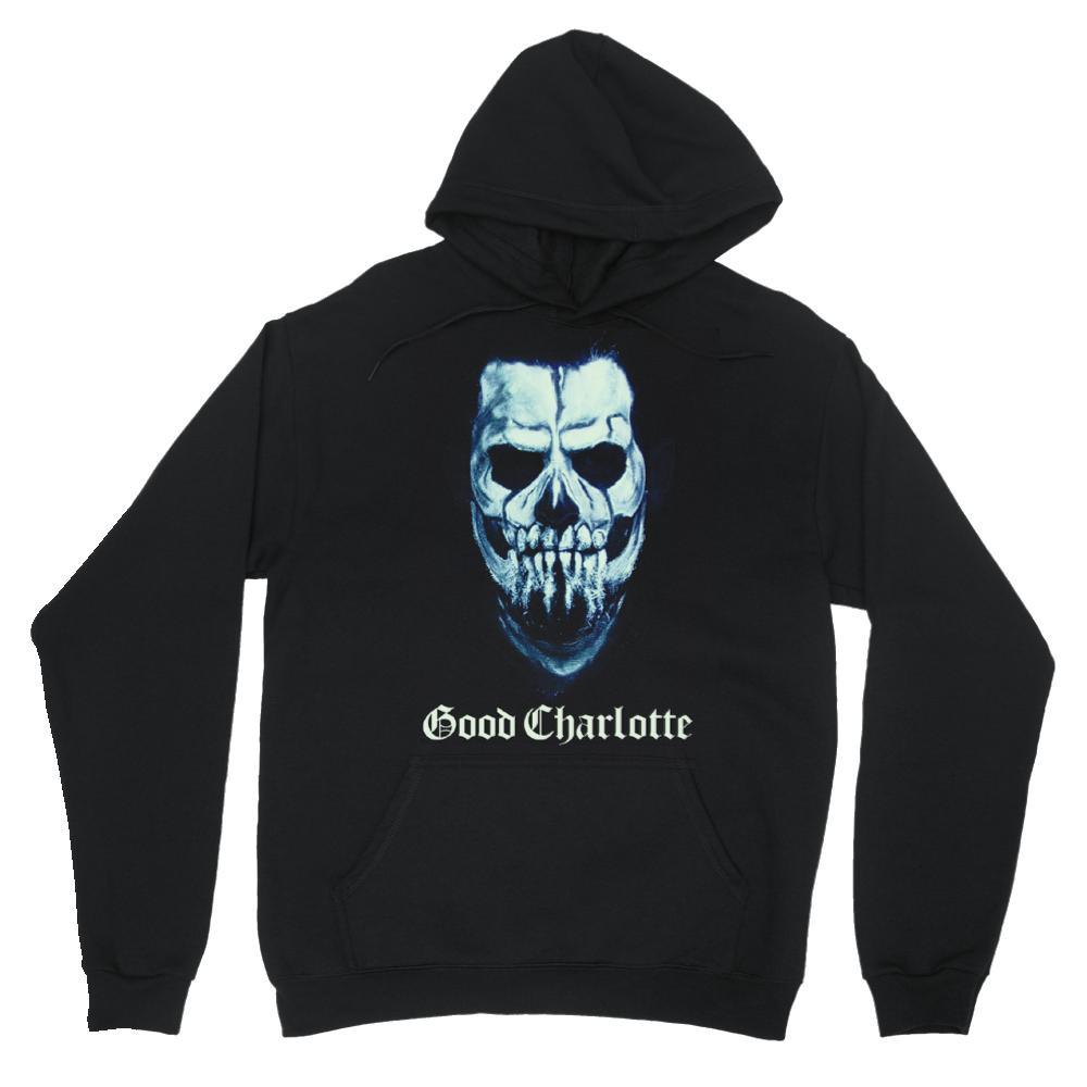 Buy Online Good Charlotte - Glow Skull Hoodie