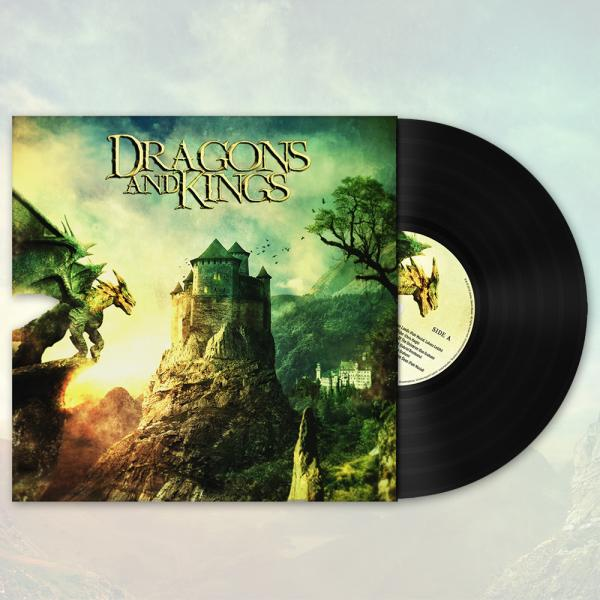 Buy Online Gothic Storm - Limited Edition Dragons and Kings 12-Inch Vinyl Album (Includes Free Digital Downloads)