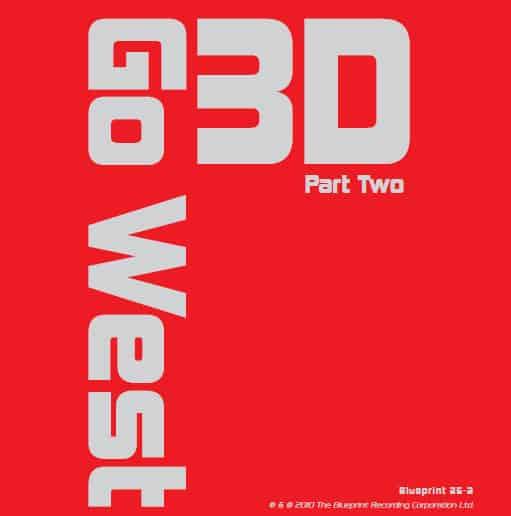 Buy Online Go West - '3D' Part 2
