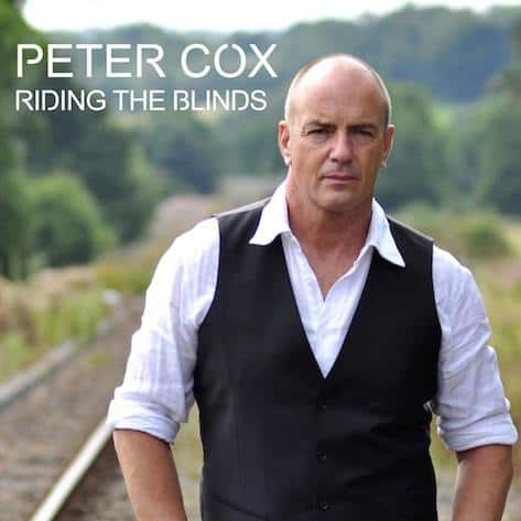Buy Online Peter Cox - Riding The Blinds