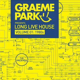 Buy Online Graeme Park DJ -  Graeme Park Presents Long Live House Vol. 1: 1980s