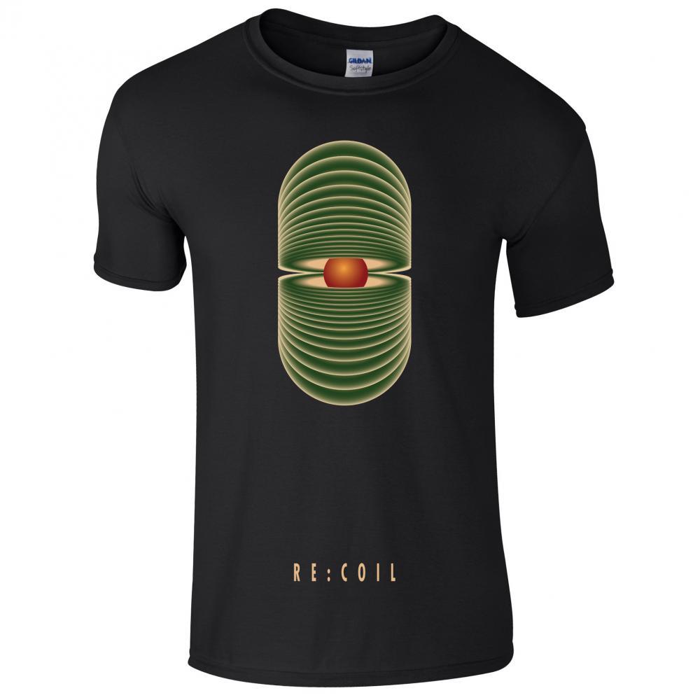 Buy Online Gramatik - Re:Coil Black T-Shirt