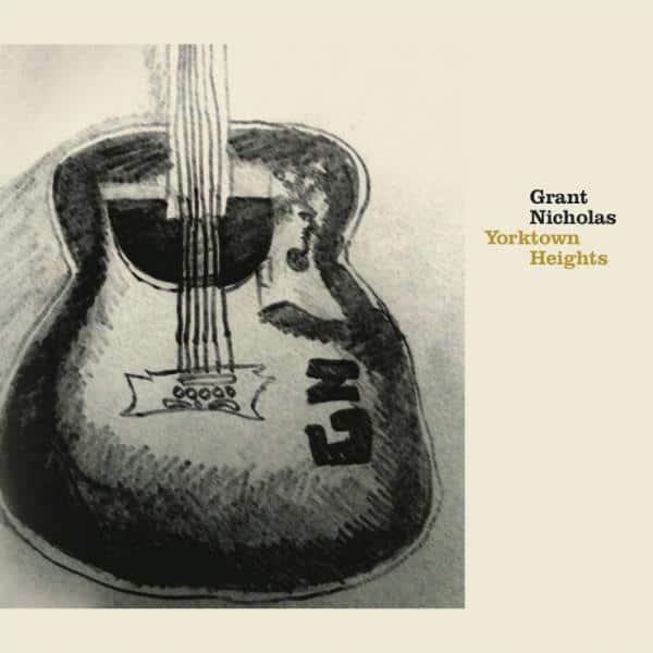 Buy Online Grant Nicholas - Yorktown Heights (CD)