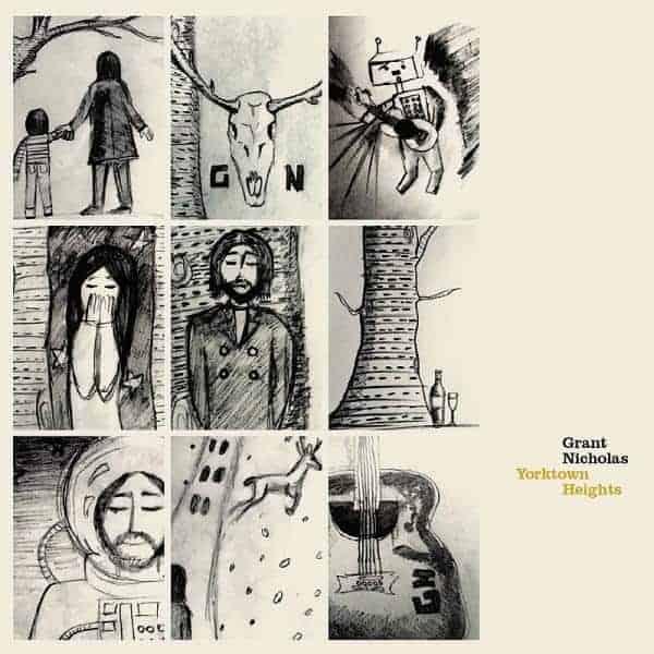 Buy Online Grant Nicholas - Yorktown Heights (Vinyl)