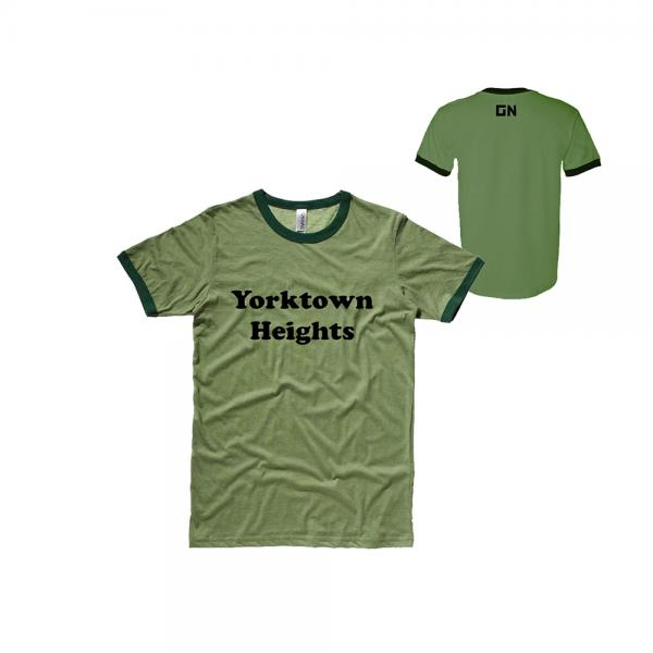 Buy Online Grant Nicholas - Yorktown Heights Green T-Shirt