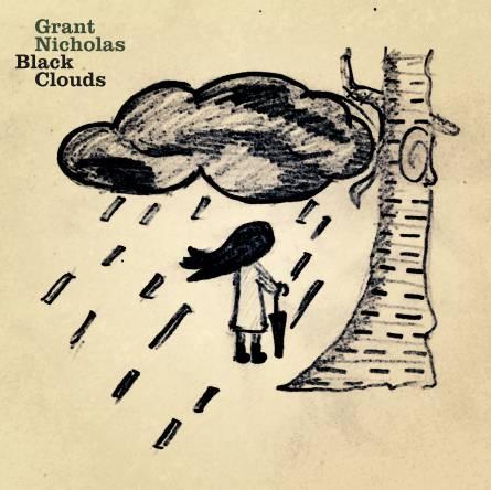 Buy Online Grant Nicholas - Black Clouds
