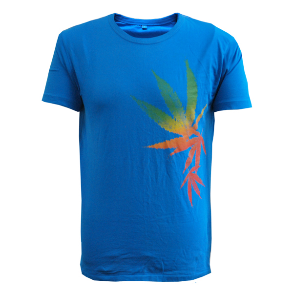 Buy Online Greensleeves Records - Ganja Roots T-Shirt