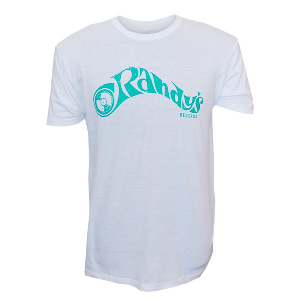 Buy Online Greensleeves Records - Randys Records T-Shirt