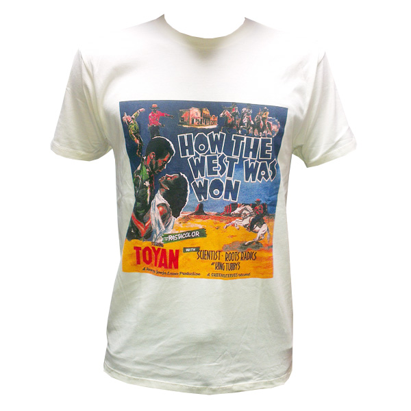 Buy Online Toyan - How The West Was Won T-Shirt