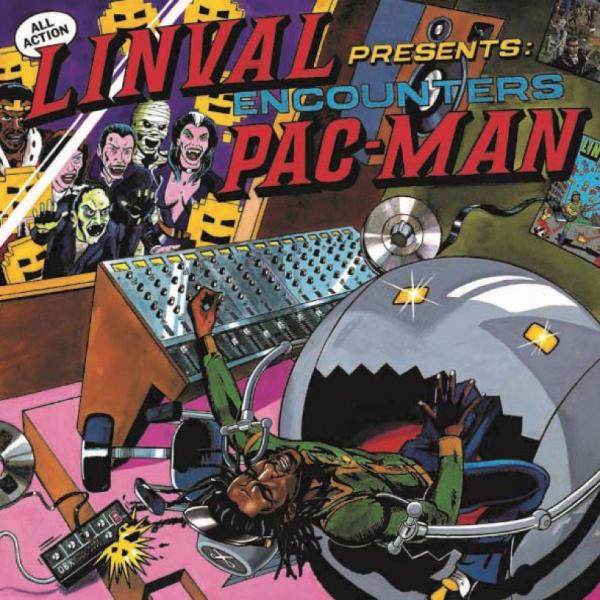 Buy Online Various Artists - Linval Presents: Encounters Pac Man 2CD Digipak