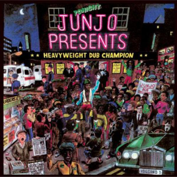 Buy Online Various Artists - Junjo Presents: Heavyweight Dub Champion 2LP