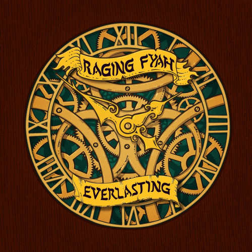Buy Online Raging Fyah - Everlasting CD Album