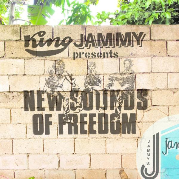 Buy Online King Jammy - New Sounds Of Freedom LP