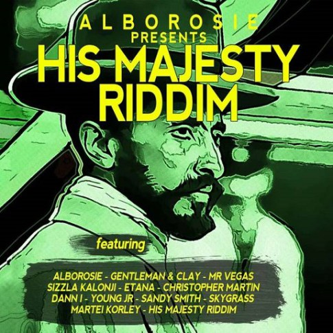 Buy Online Alborosie - His Majesty Riddim CD Album