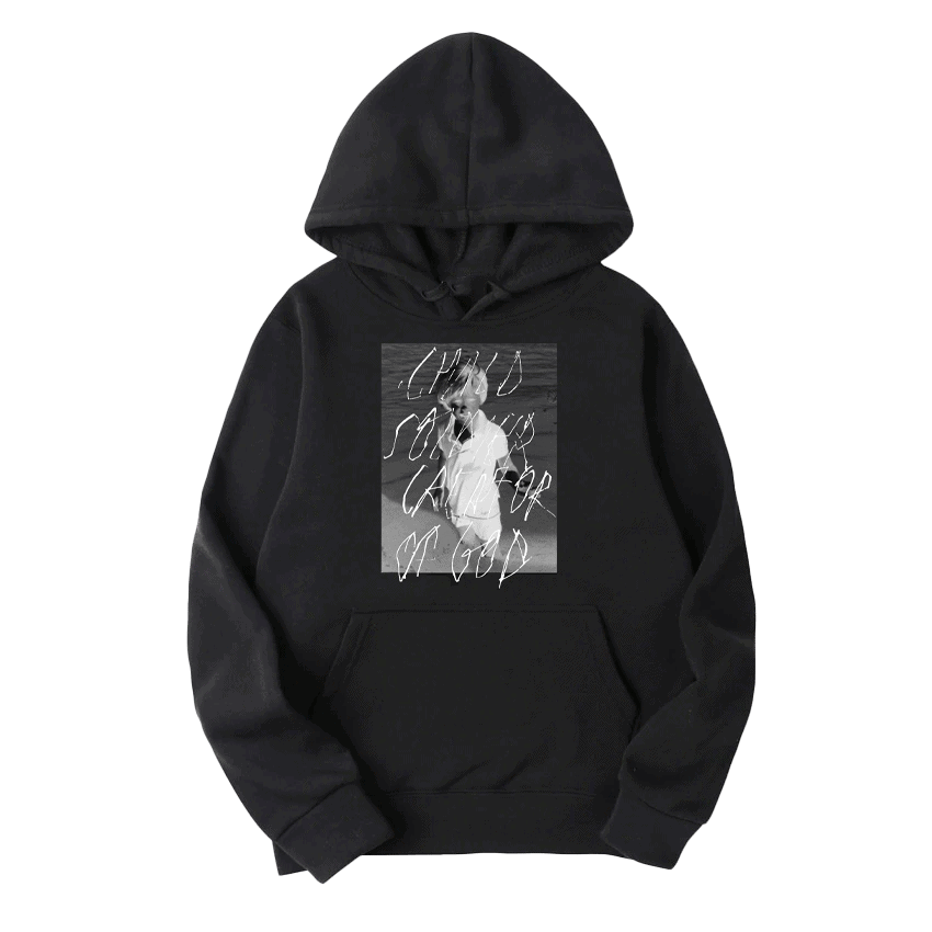 Buy Online Greg Puciato - Child Soldier: Creator of God Hoodie