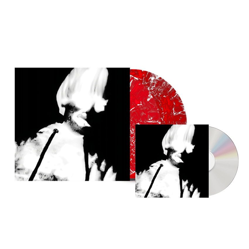 Buy Online Greg Puciato - Child Soldier: Creator of God CD + Cloudy Red Double Vinyl