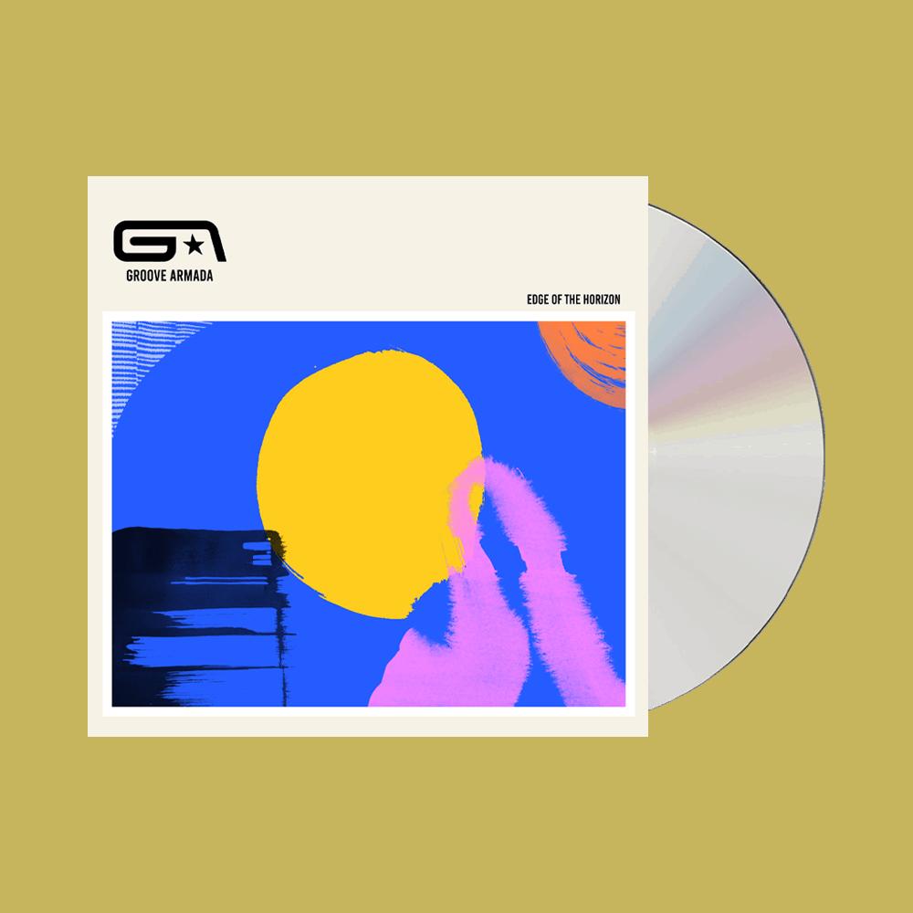 Edge Of The Horizon CD