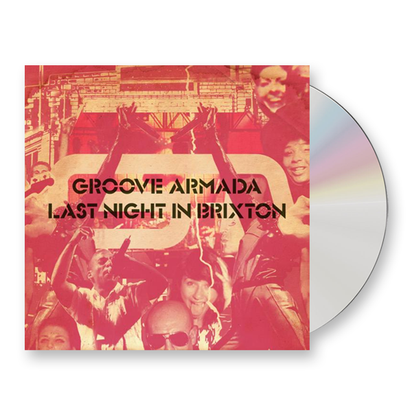 Buy Online Groove Armada - Last Night In Brixton (Signed)