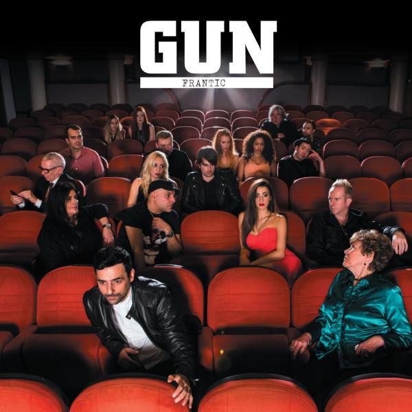 Buy Online Gun - Frantic Vinyl LP