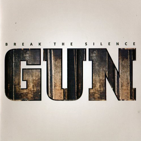 Buy Online Gun - Break The Silence CD Album