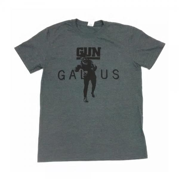 Buy Online Gun - Gallus Blue-Grey T-Shirt