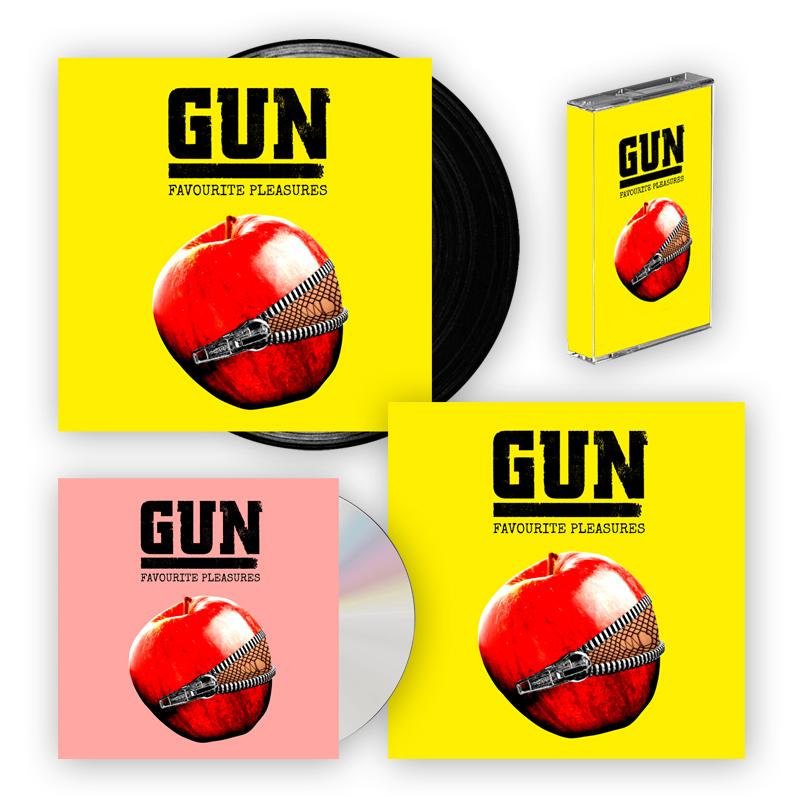 Buy Online Gun - Favourite Pleasures Deluxe Bundle