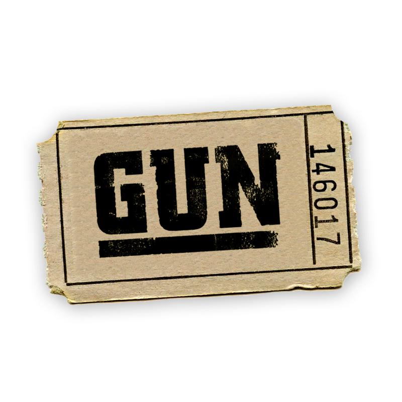 Buy Online Gun - 2017 UK Tour Ticket