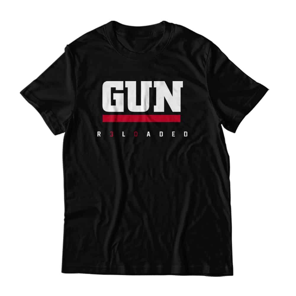 Buy Online Gun - R3L0ADED T-Shirt