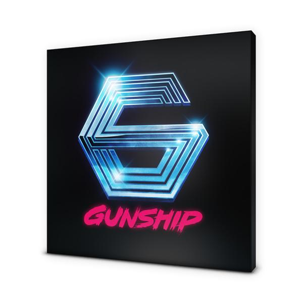 Buy Online GUNSHIP - G Logo Canvas