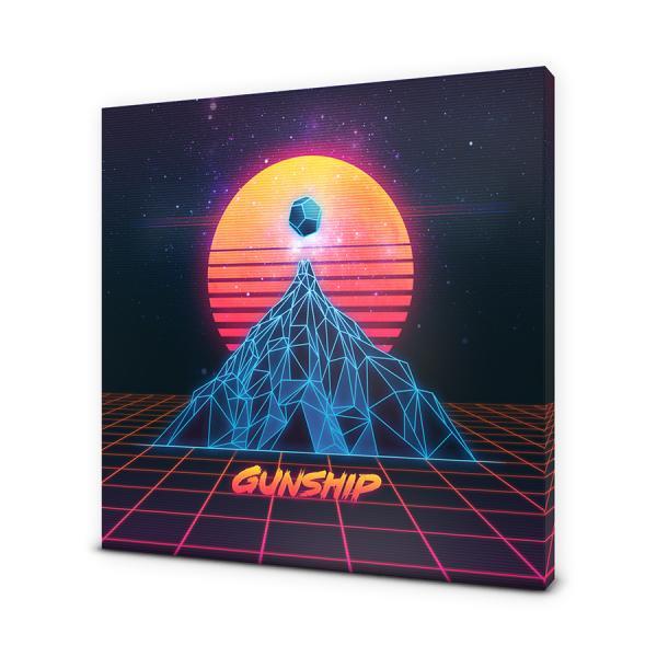 Buy Online GUNSHIP - Album Canvas