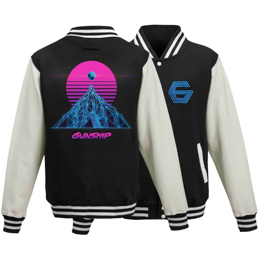 Buy Online GUNSHIP - Varsity Jacket