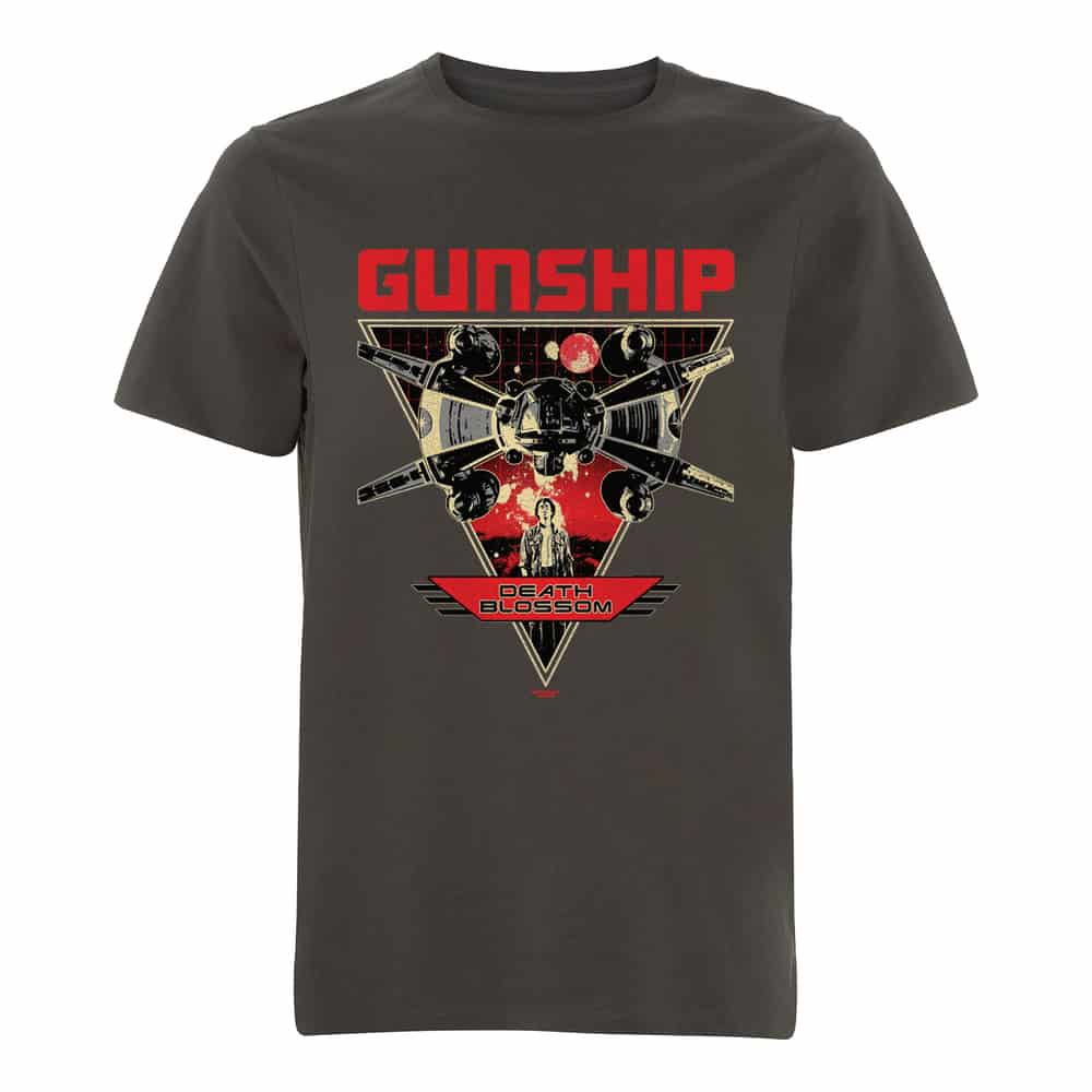 Buy Online GUNSHIP - Limited Edition Death Blossom T-shirt