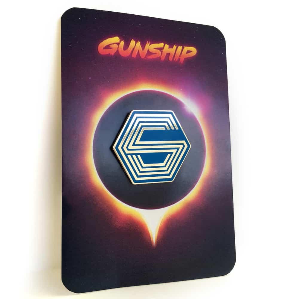 Buy Online GUNSHIP - Pin