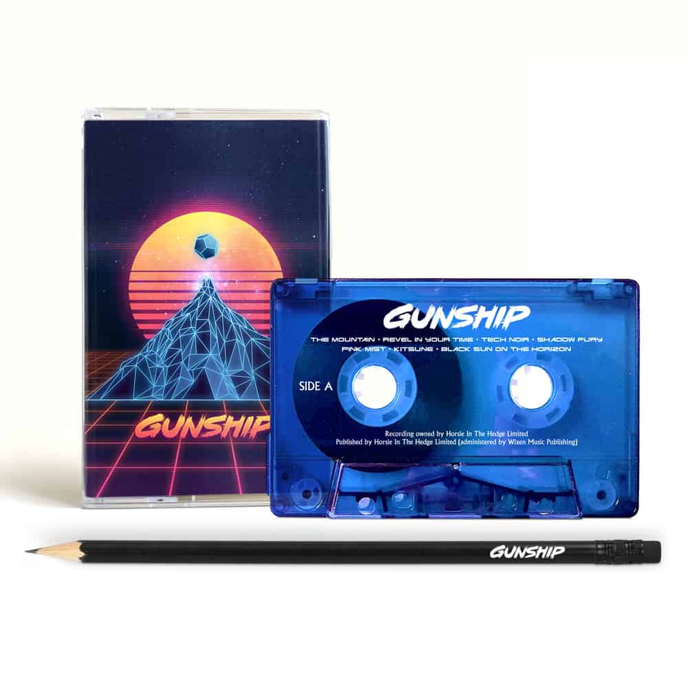 Buy Online GUNSHIP - GUNSHIP Cassette