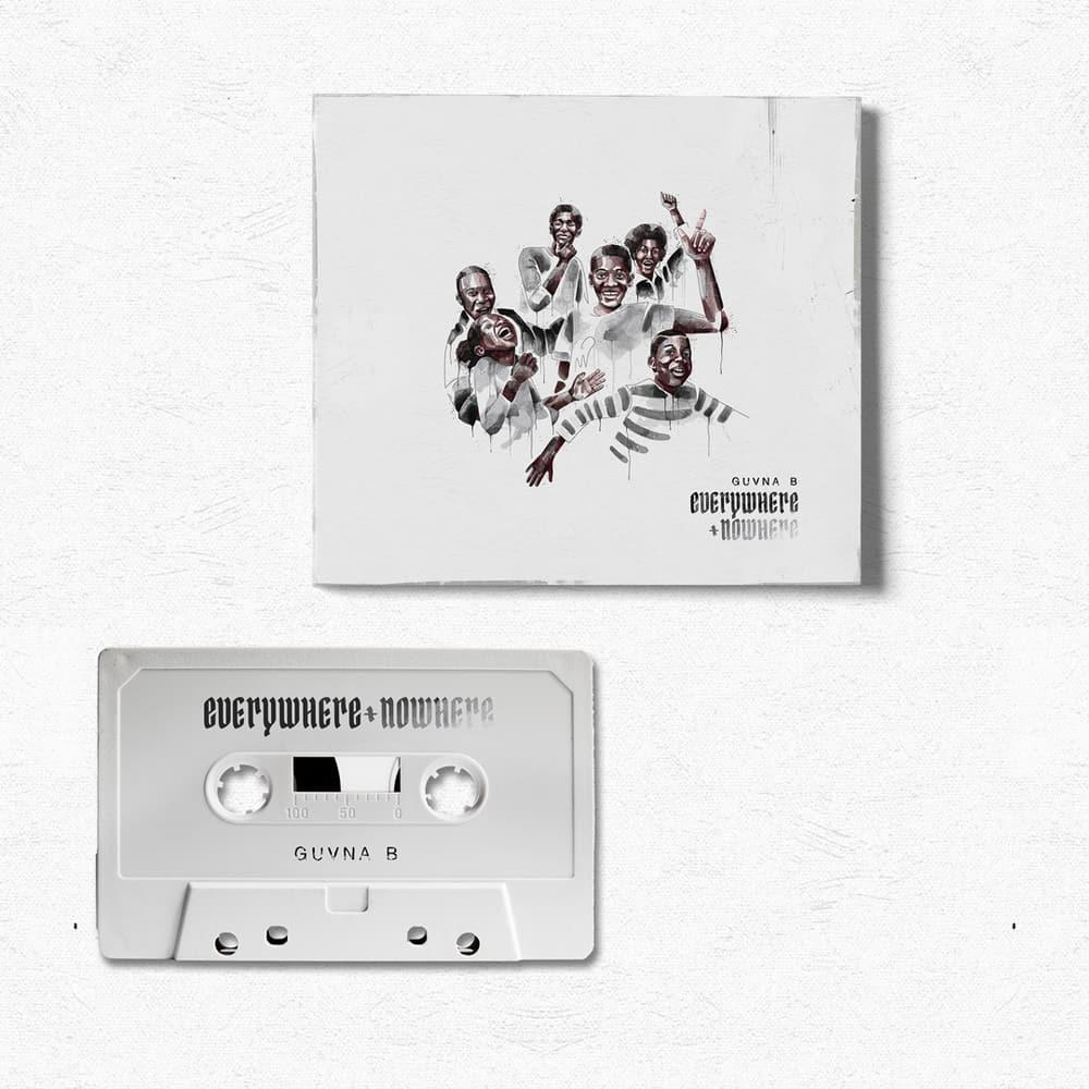 Buy Online Guvna B - everywhere + nowhere cd + cassette (signed)