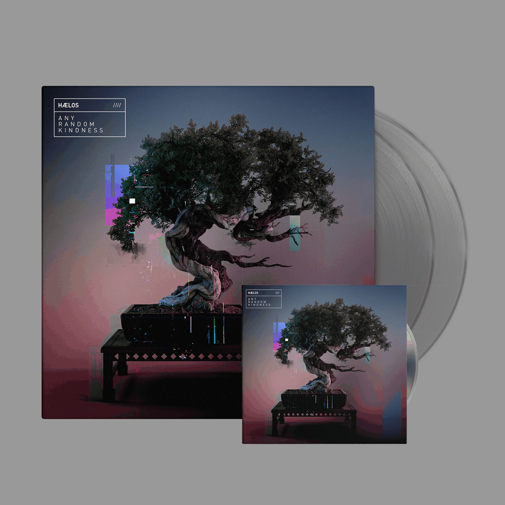 Buy Online Haelos - Any Random Kindness CD + Vinyl