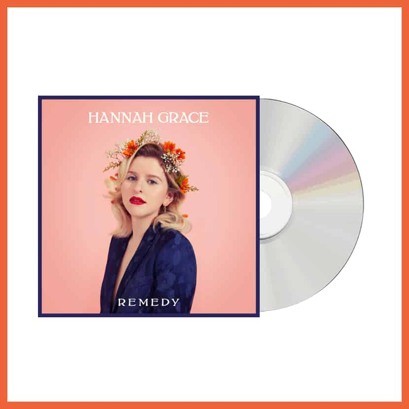 Buy Online Hannah Grace - Remedy (Signed)